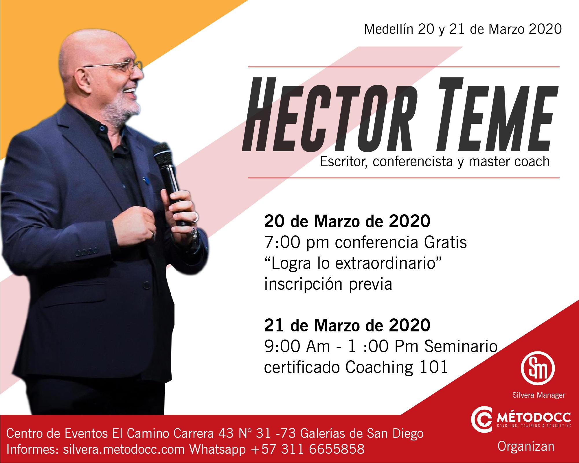 HECTOR TEME 20 y 21 MARZO 2020
