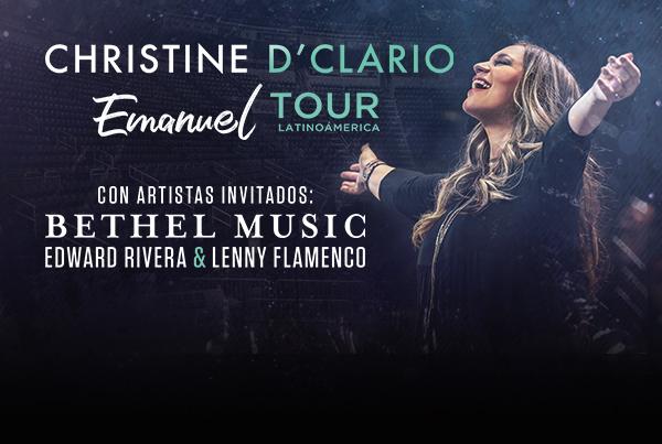 CHRISTINE D CLARIO 2019